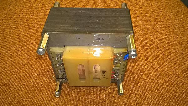 Продам Трансформатор 150 вт. 27в- 5 A