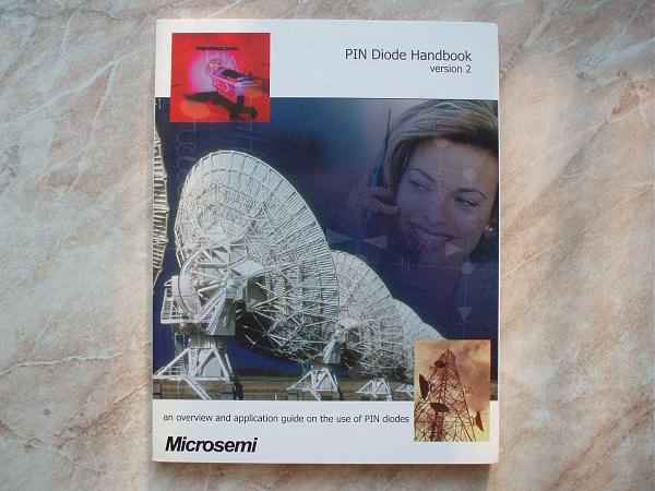 Продам  Microsemi. PIN Diode HandBook