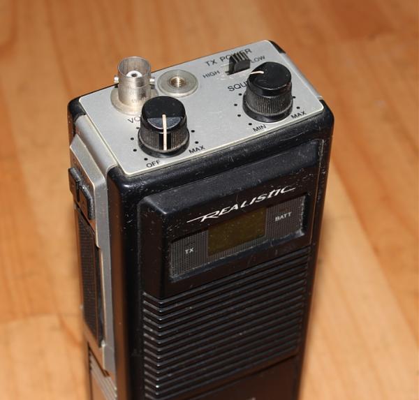 Продам Realistic TRC-207