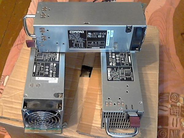 Продам ибп-gompaq-серверный-100а