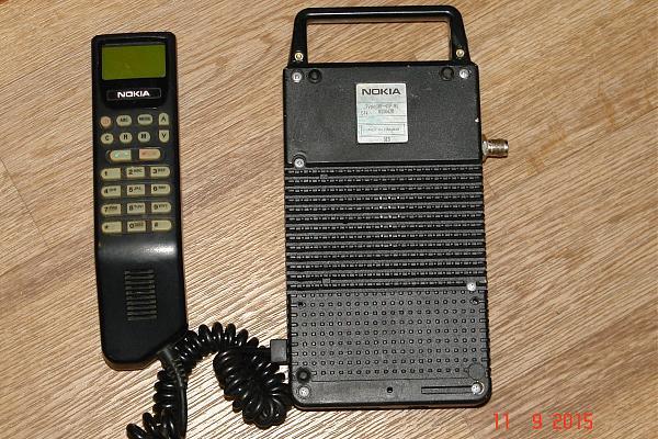 Продам радиотелефон Nokia-10
