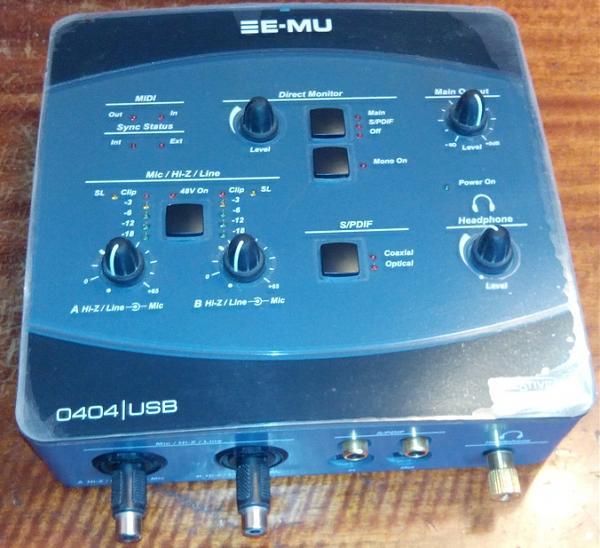 Продам Звуковая карта для SDR