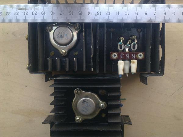 Продам Радиаторы с транзисторами П210