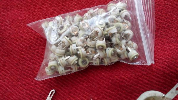 Продам Переменные и подстроечные конденсаторы