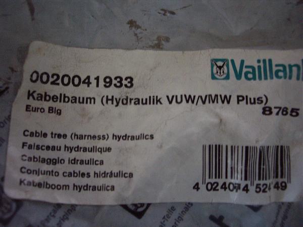 Продам Vaillant Кабели управления для котлов или каминов
