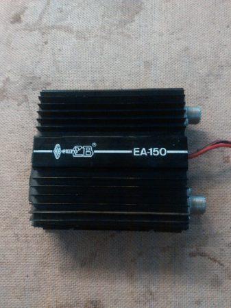 Продам Усилитель мощности СВ диапазона EuroCB EA-150.