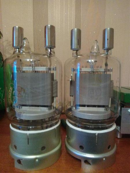 Продам Лампа ГУ81М