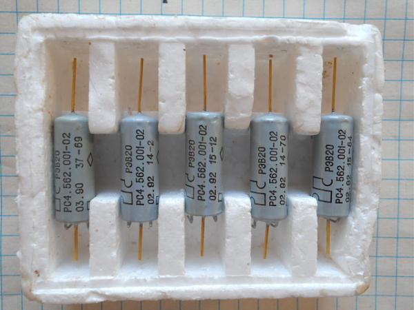 Продам герконовые ВЧ реле РЭВ-20 , РГК-15 , РГК-16