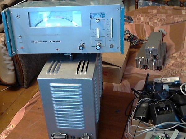 Продам кондуктометр кзл-1м