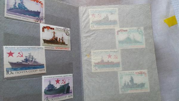 Продам Коллекции марок в альбомах