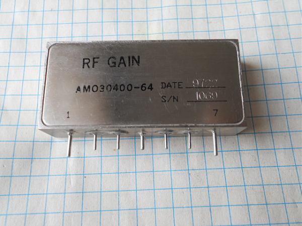 Продам Усилитель мощности УКВ  30....400мГц \ 60Вт
