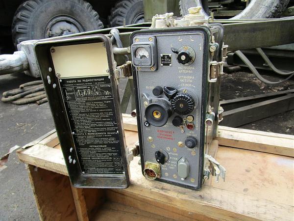 Продам Радиостанция Р-105 с хранения