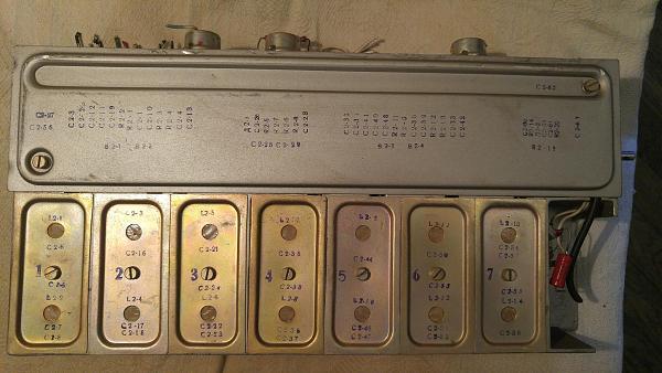 Продам радиоприёмник  Волна-К блок ПЧ