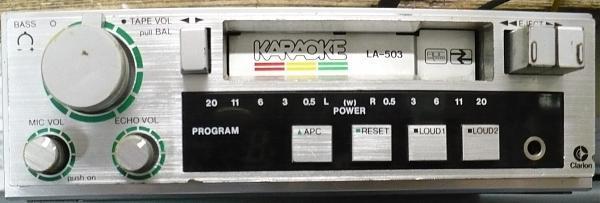 Продам Ретро кассетная автомагнитола Караоке