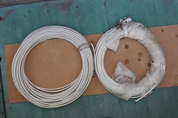 Продам посеребряный кабель.