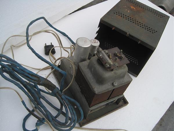 Продам Блок питания лампового приёмника ПТС-47.