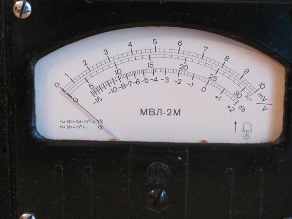 Продам Вольтметр МВЛ-2М