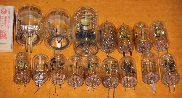 Продам стеклянные ,позолоченные кварцевые резонаторы.