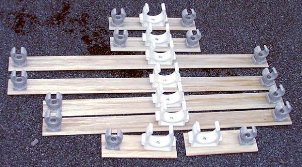 Продам стеклопластик линейки 420х30х2