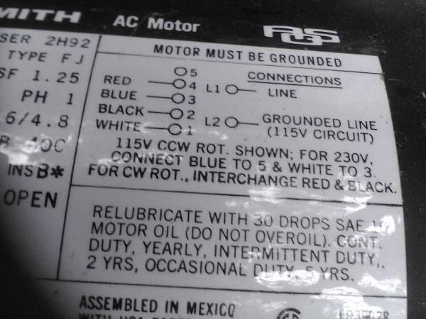 Продам Импортный Эл.двигатель с крыльчаткой