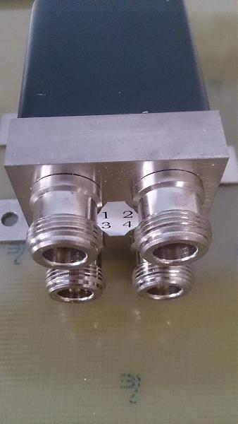 Продам Реле обхода до 6ГГц, N тип