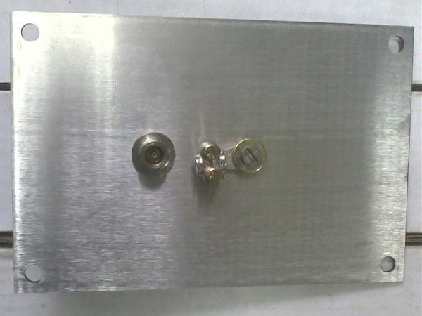 Продам Панель для ввода ВЧ кабеля