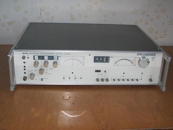 Продам Милливольтметр MV61