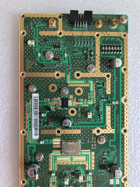 Продам Усилитель мощности на 450 МГц в корпусе