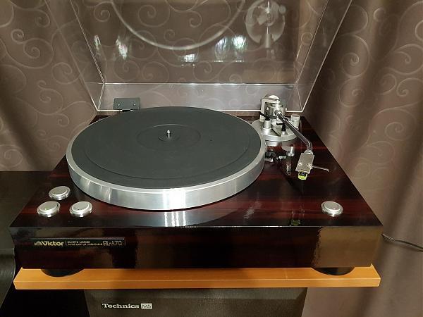 Продам Victor QL-A70.