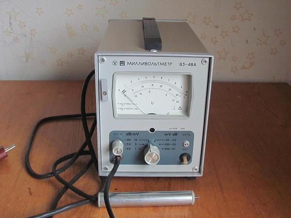 Продам Милливольтметр В3-48А