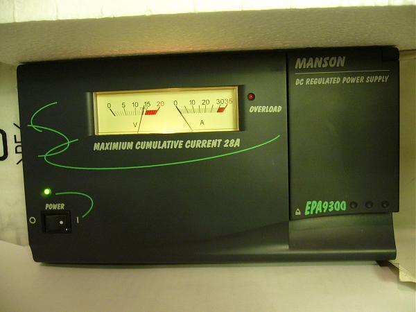 "Продам БП Manson ""EPA-9300"""