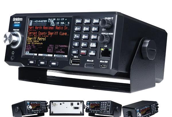Продам Uniden  SDS200
