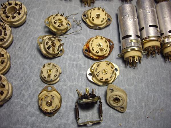 Продам Ламповые панельки всякие