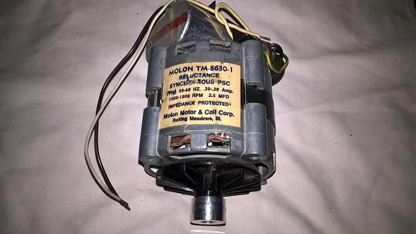 Продам Электродвигатель с внешним ротором.