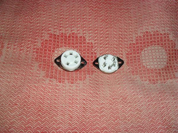 Продам Панельки и колпачки для Г-807 керамика