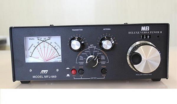 Продам Тюнер  MFJ-969