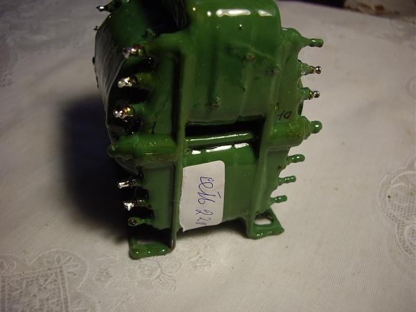 Продам Трансформатор от генератора Г3-118