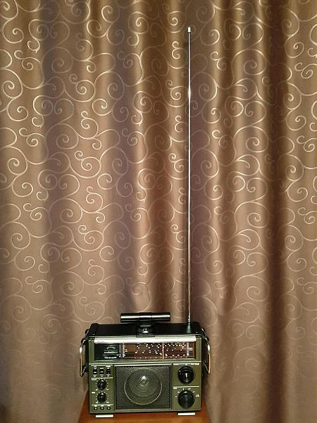 Продам Радиолюбительский приемник RAJISAN MK-59