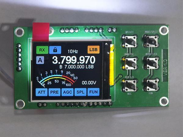 Продам синтезатор на si5351