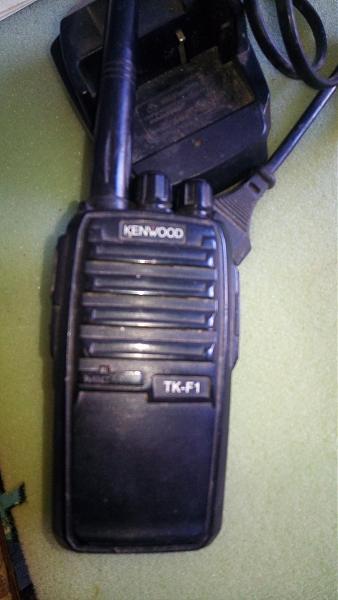 Продам УКВ радиостанция KENWOOD ТК-F1 (430)