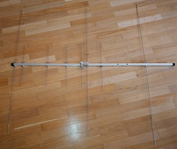 Продам Портативная Yagi VHF/UHF 3+5