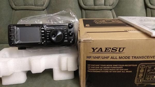 Продам Трансивер Yaesu FT991A
