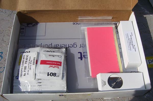 Продам Полировочный набор для оптоволокна PK-2000 Ripley