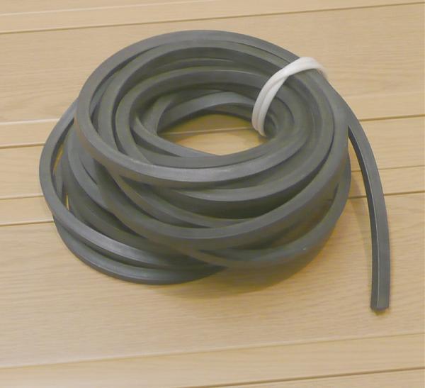 Продам  шнур герметизирующий 10х10 мм