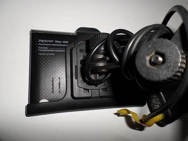 Продам навигатор Prology iMap-40m