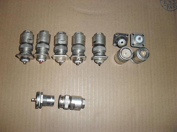 Продам Комплект разъемов  СР-50-58ПВ + СР-50-65Ф