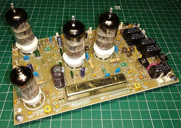 Продам Ламповый КВ SSB/CW приёмник для диап. 20/40/80 м