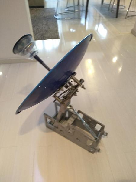 Продам антенна передающая для  спутника QO-100
