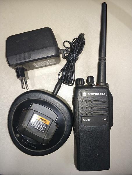 Продам Motorola GP340