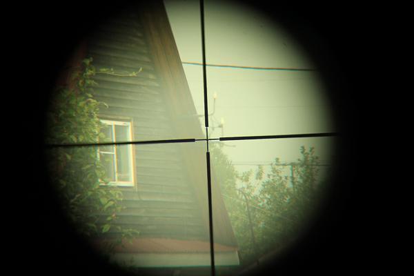 Продам Оптический прицел Рысь